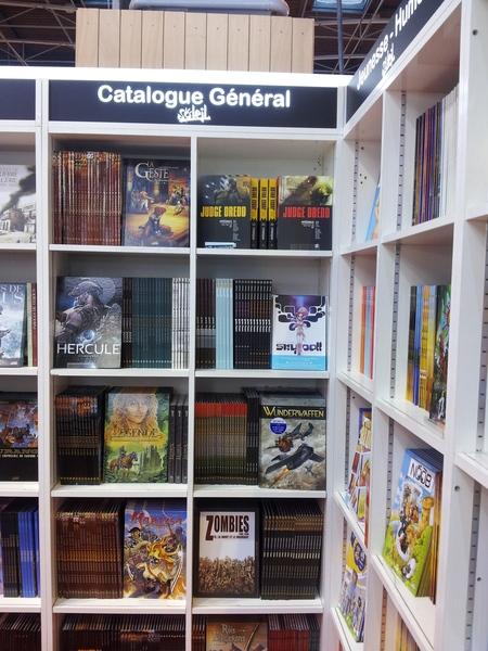 Soleil US Comics (salon du livre 2013)