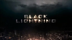 Séries adaptées de comics : Black lightning