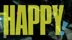 Séries adaptées de comics : Happy!