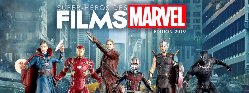 Super-Héros Films Marvel 2019 Eaglemoss