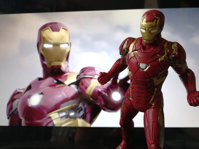 Super-héros des films Marvel édition 2019 (Eaglemoss) : Iron Man
