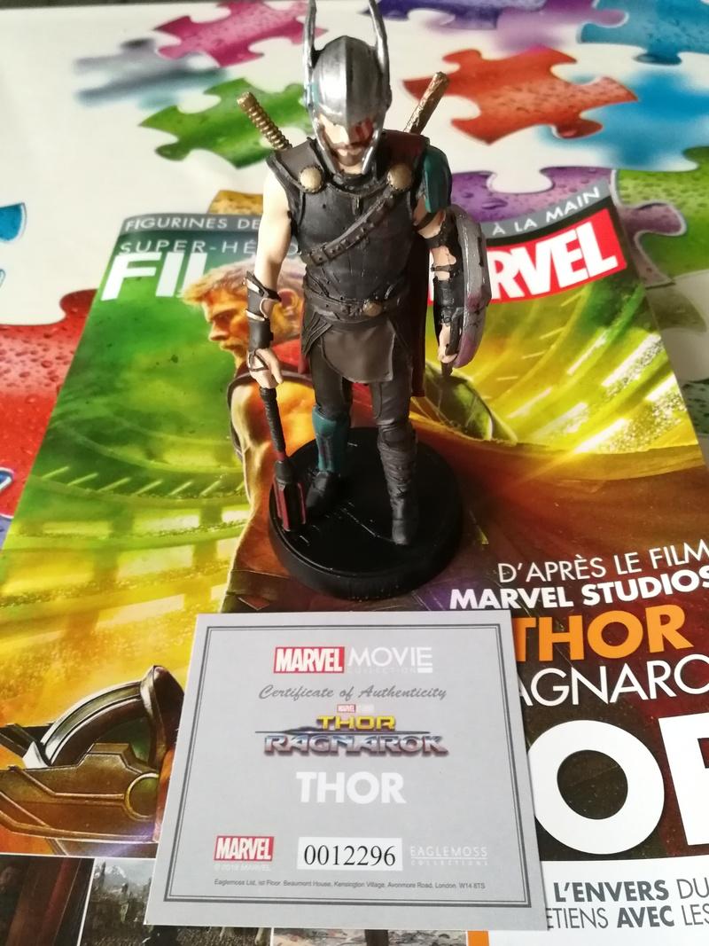Super-héros des films Marvel édition 2019 (Eaglemoss) : Thor