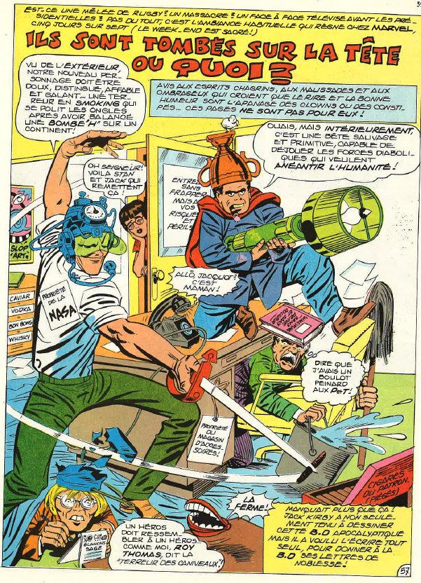 Stan Lee & Jack Kirby