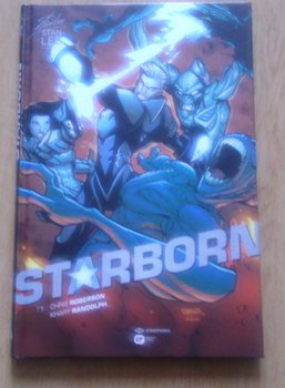 Starborn couverture