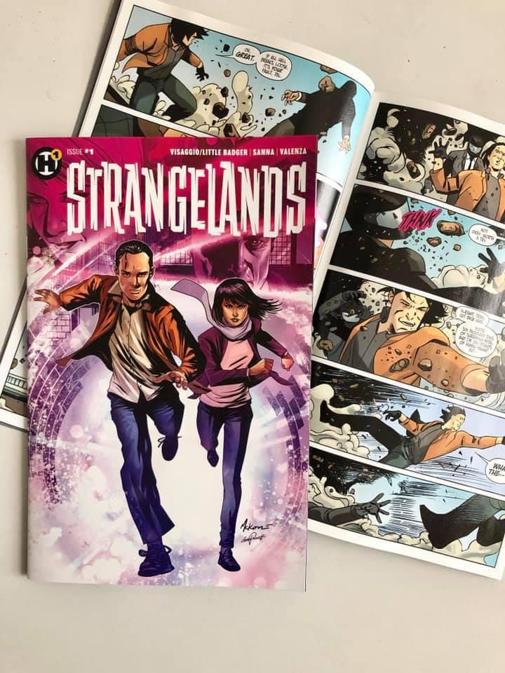 H1 Comics Strangelands
