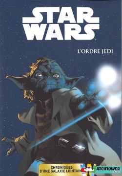 Panini / Carrefour / Star Wars Chroniques d'une galaxie lointaine : L'ordre Jedi