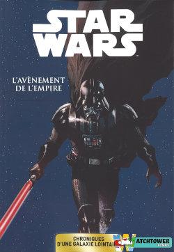 Panini / Carrefour / Star Wars Chroniques d'une galaxie lointaine : L'avènement de l'Empire
