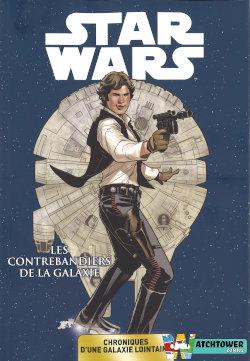 Panini / Carrefour / Star Wars Chroniques d'une galaxie lointaine : Les contrebandiers de la galaxie