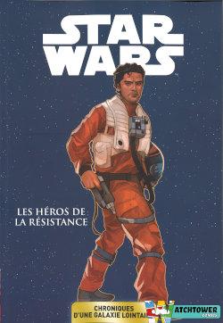 Panini / Carrefour / Star Wars Chroniques d'une galaxie lointaine : Les héros de la Résistance