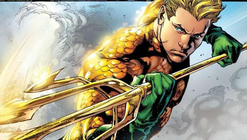 Un jour un quiz ! Aquaman