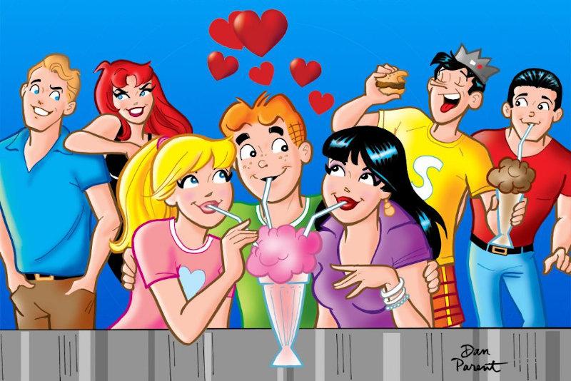 Un jour un quiz ! Archie Comics