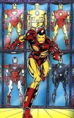 Un jour un quiz ! Les armures d'Iron Man