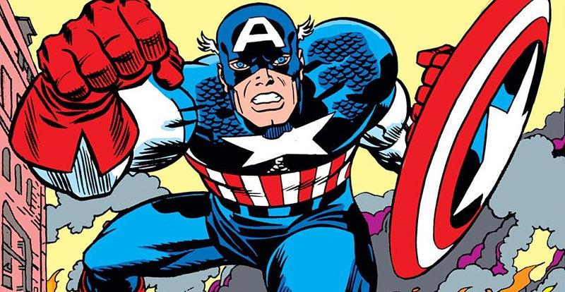 Un jour un quiz ! Captain America
