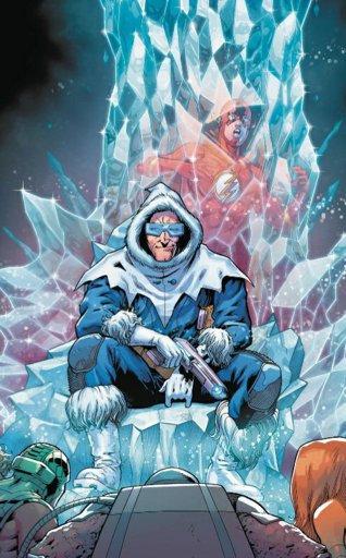 Un jour un quiz ! Captain Cold