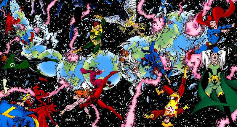 Un jour un quiz ! Crisis on infinite earths