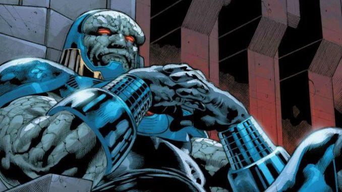 Un jour un quiz ! Darkseid
