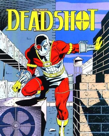 Un jour un quiz ! Deadshot