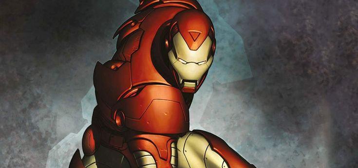 Un jour un quiz ! Iron Man