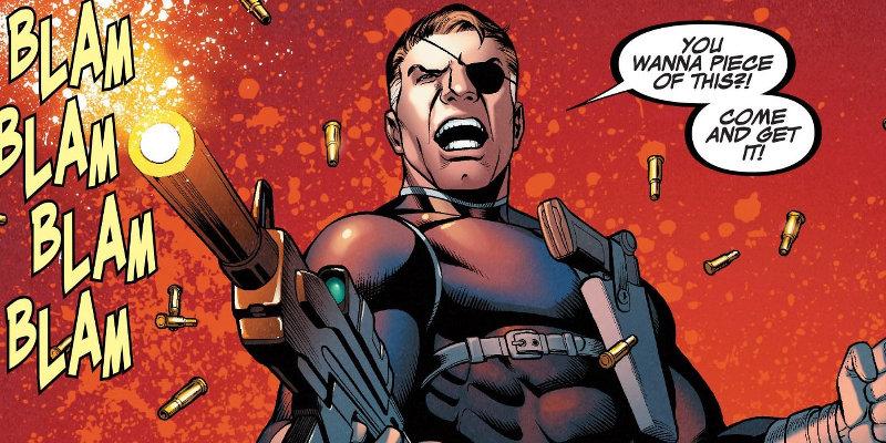 Un jour un quiz ! Nick Fury