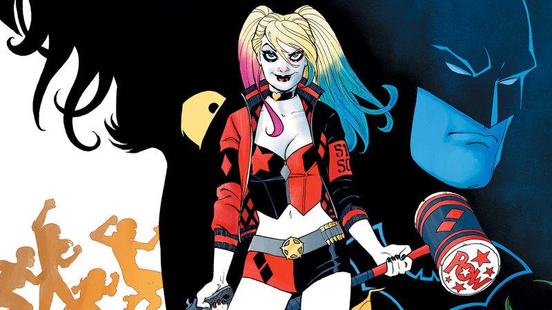 Un jour, un quiz ! #1 : Harley Quinn