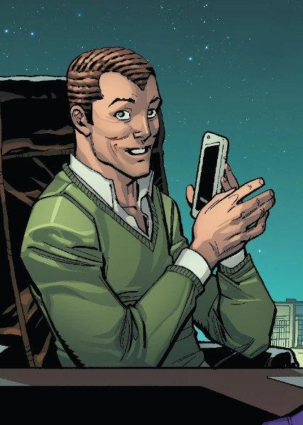 Un jour un quiz ! Harry Osborn