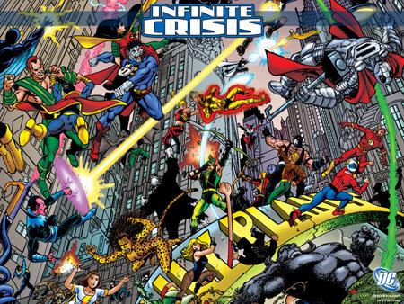 Un jour un quiz ! Infinite Crisis