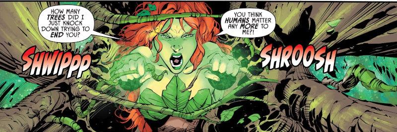 Un jour un quiz ! Poison Ivy