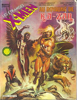 Un jour un quiz ! Ka-Zar