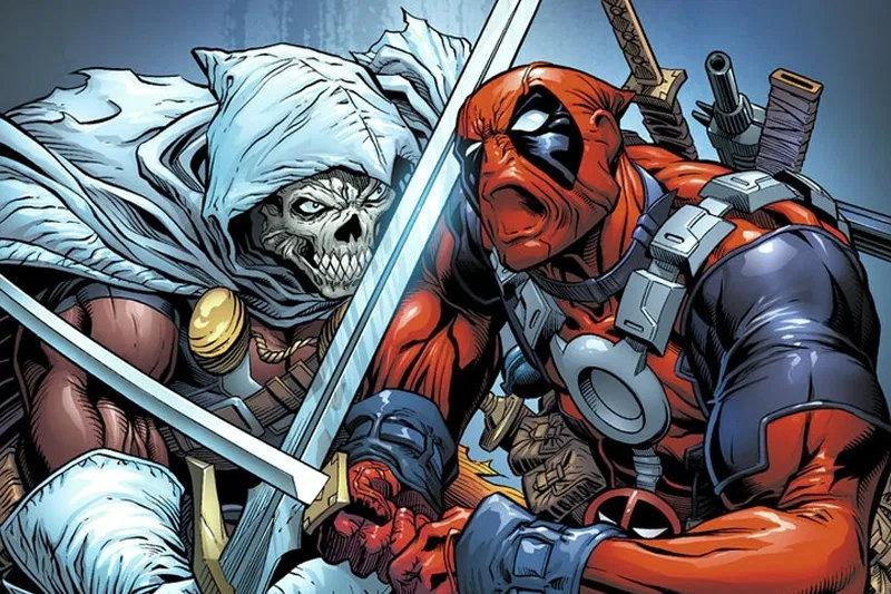 Un jour un quiz ! Les mercenaires de Marvel