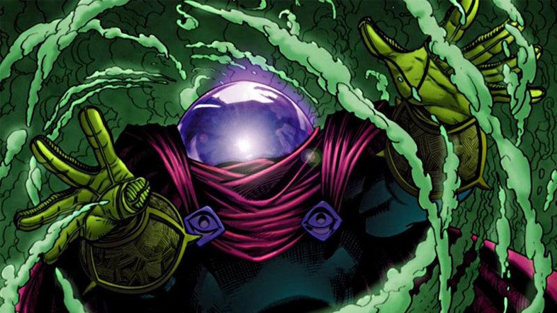 Un jour un quiz ! Mysterio