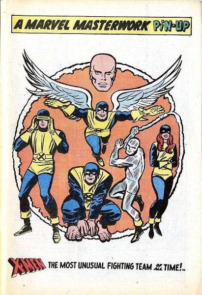 Un jour un quiz ! Les origines des X-Men