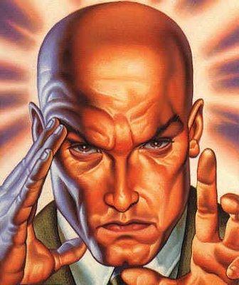 Un jour un quiz ! Le Professeur Xavier et les télépathes de Marvel