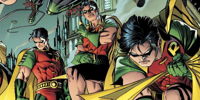 Un jour un quiz ! Robin