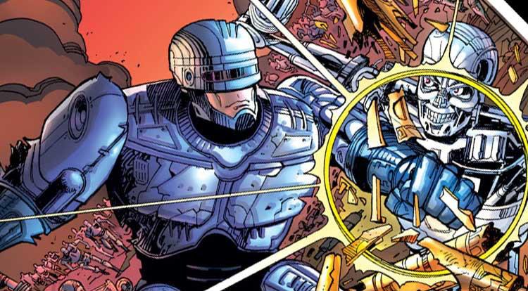Un jour un quiz ! Robocop vs Terminator