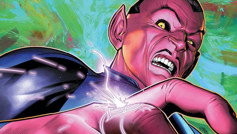 Un jour un quiz ! Sinestro