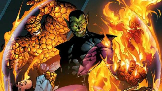 Un jour un quiz ! Le Super Skrull