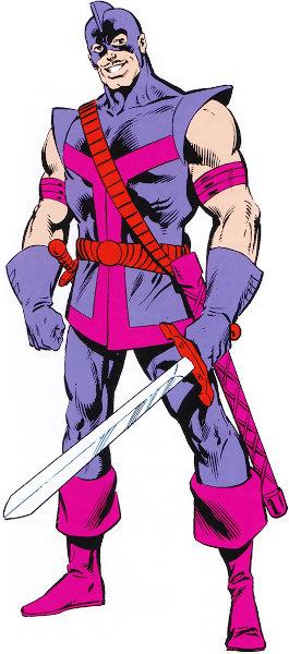 Un jour un quiz ! Swordsman