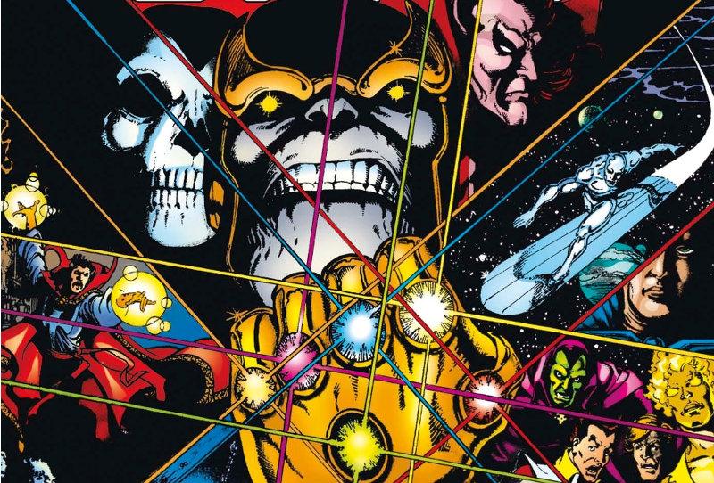 Un jour un quiz ! Thanos