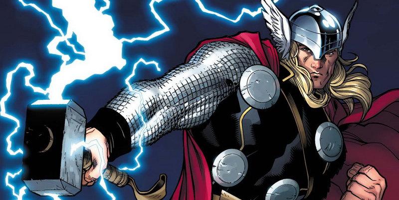 Un jour un quiz : Thor