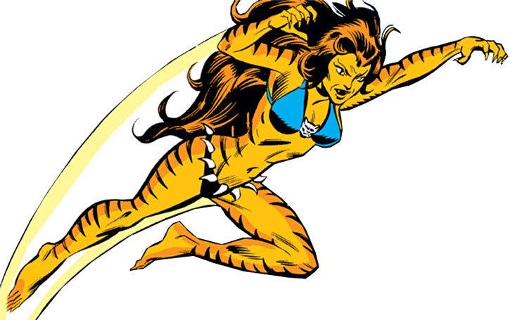 Un jour un quiz ! Tigra