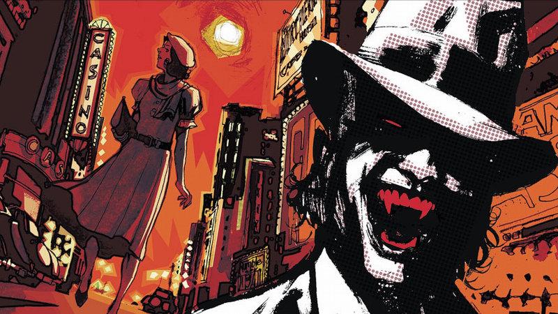 Un jour un quiz ! American Vampire