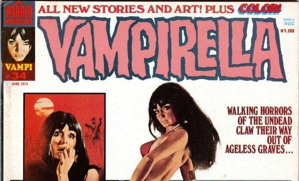 Un jour un quiz ! Vampirella