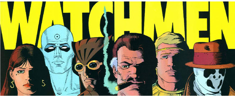Un jour un quiz ! Watchmen