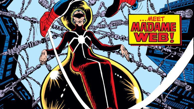 Un jour un quiz ! Madame Web