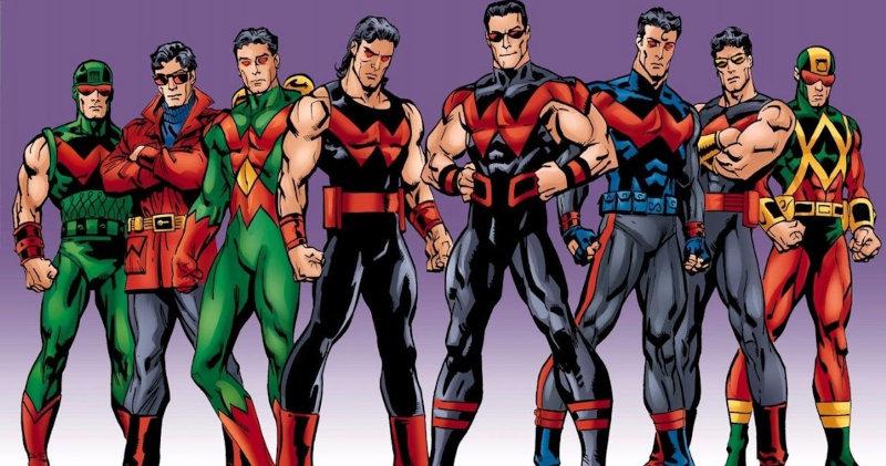 Un jour un quiz ! Wonder Man