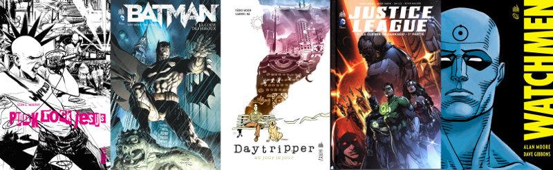 Urban Comics 5 ans