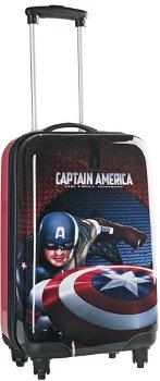 Valise Captain America