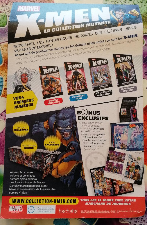 X-Men la collection mutante Inferno tome 3
