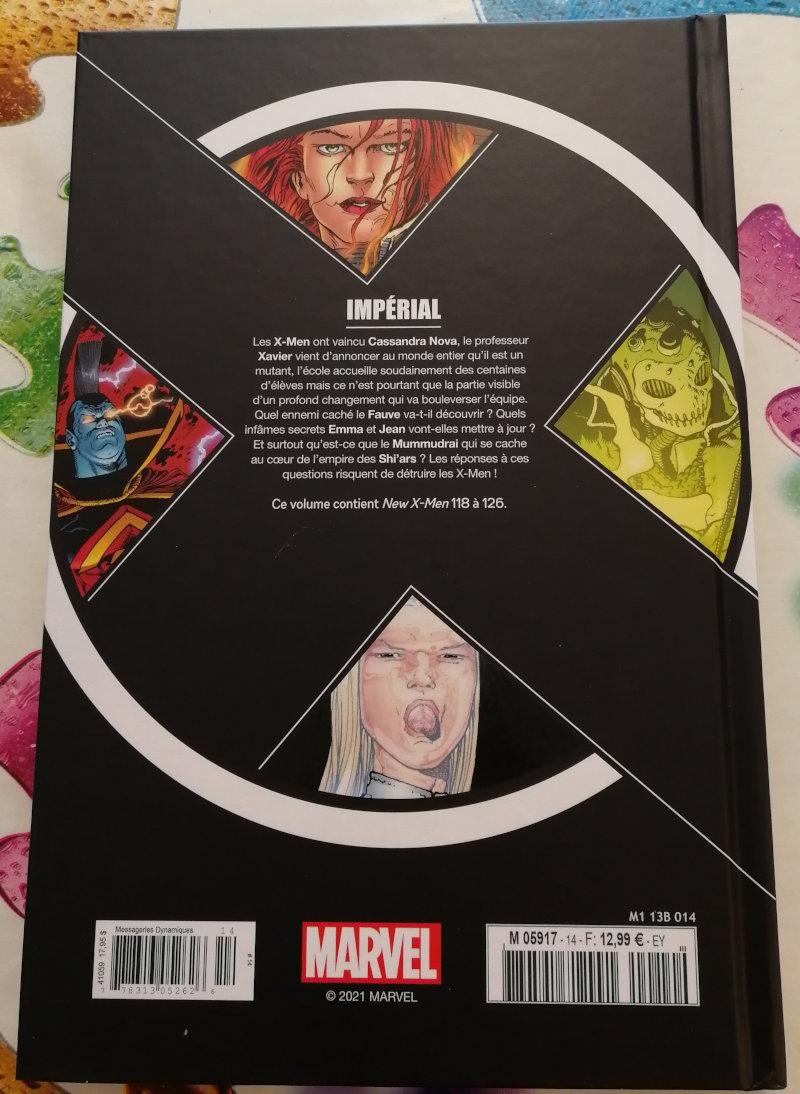 X-Men la collection mutante 14 : Impérial (Hachette)