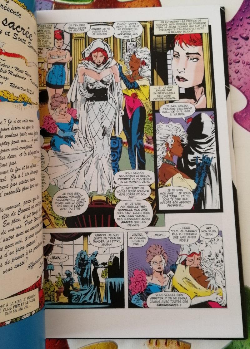 X-Men la collection mutante #15 le mariage de Cyclope et Phénix
